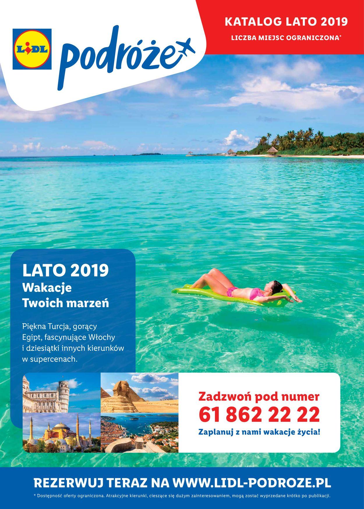Gazetka promocyjna LIDL - 27.05-28.06.2019
