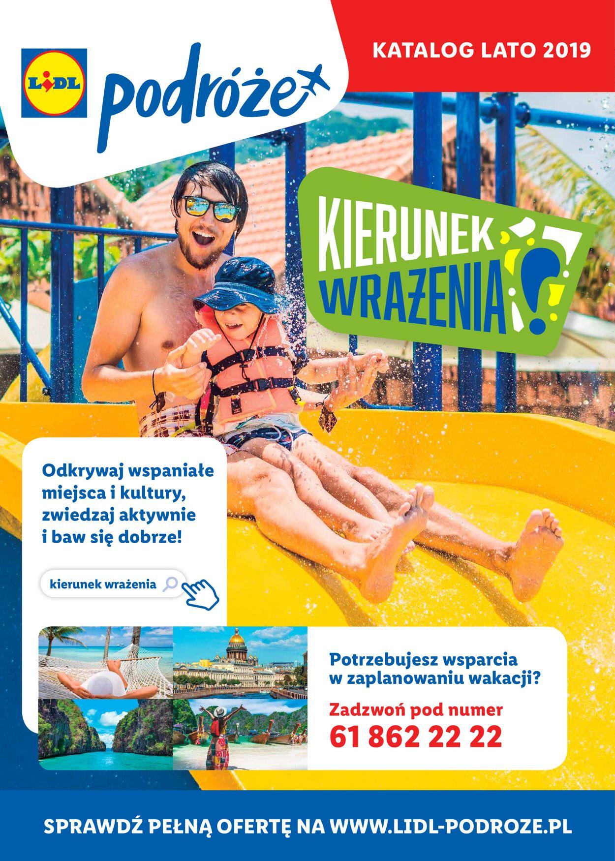 Gazetka promocyjna LIDL - 24.06-22.07.2019