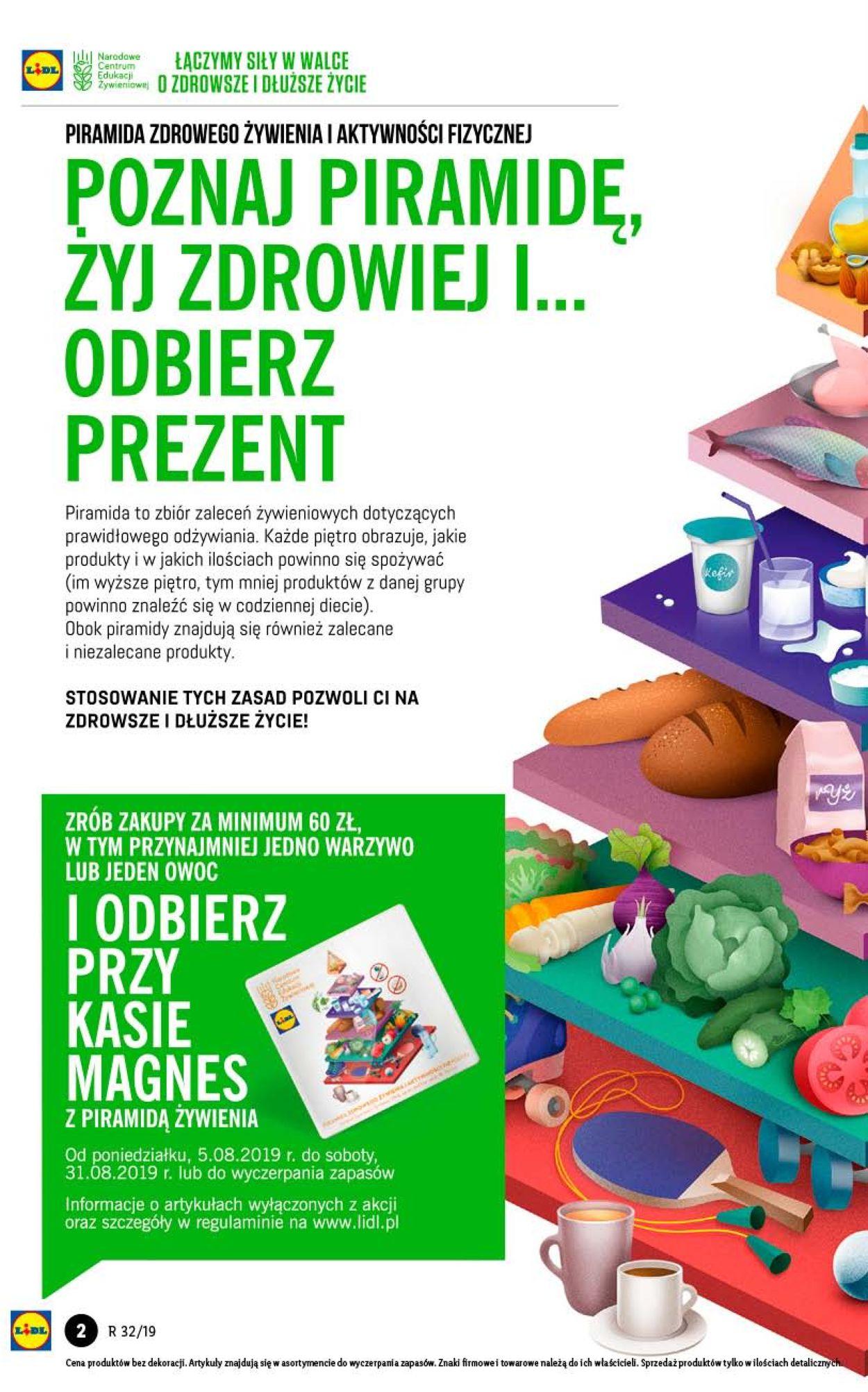 Gazetka promocyjna LIDL - 05.08-07.08.2019 (Strona 2)