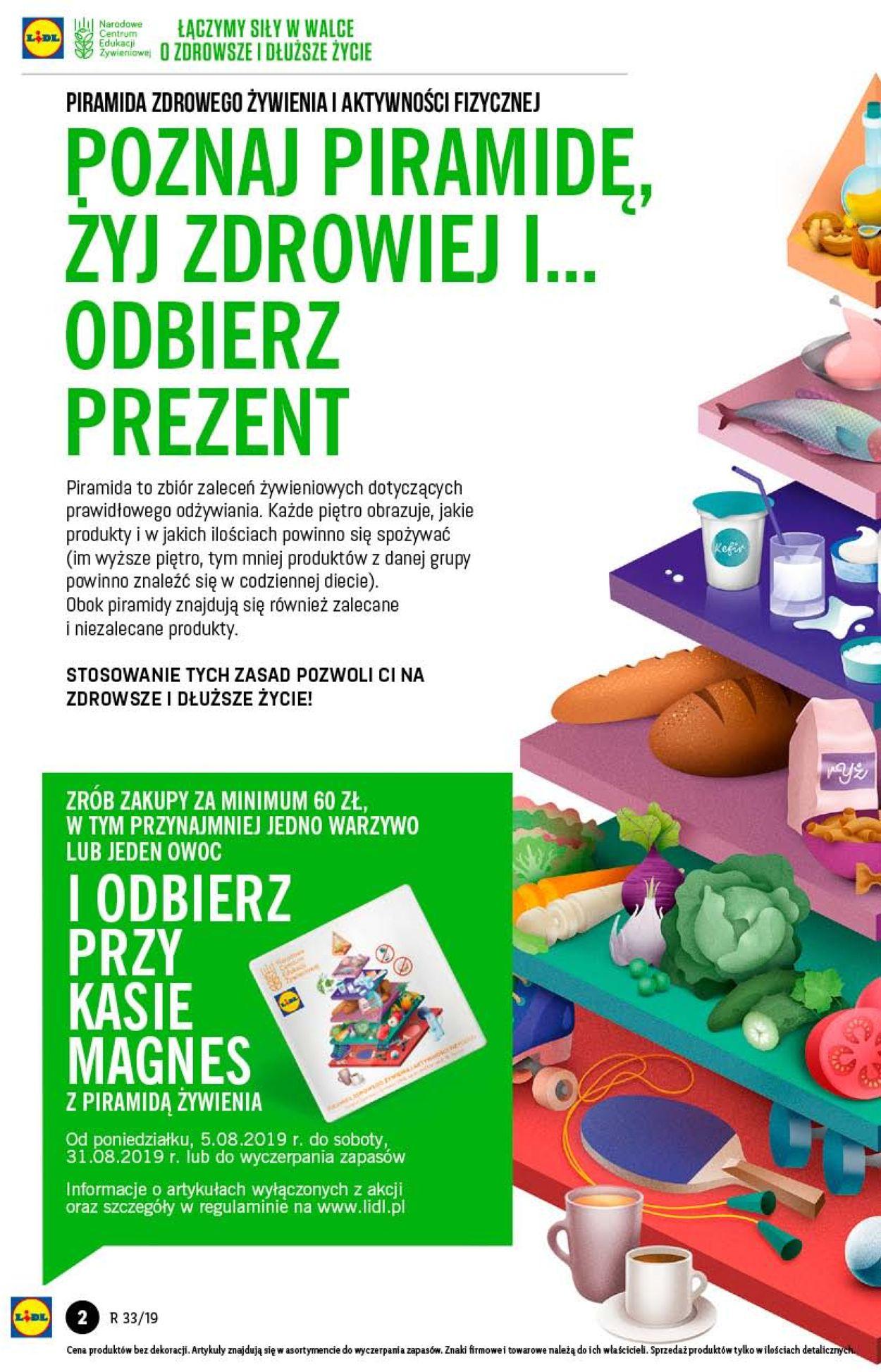 Gazetka promocyjna LIDL - 12.08-14.08.2019 (Strona 2)