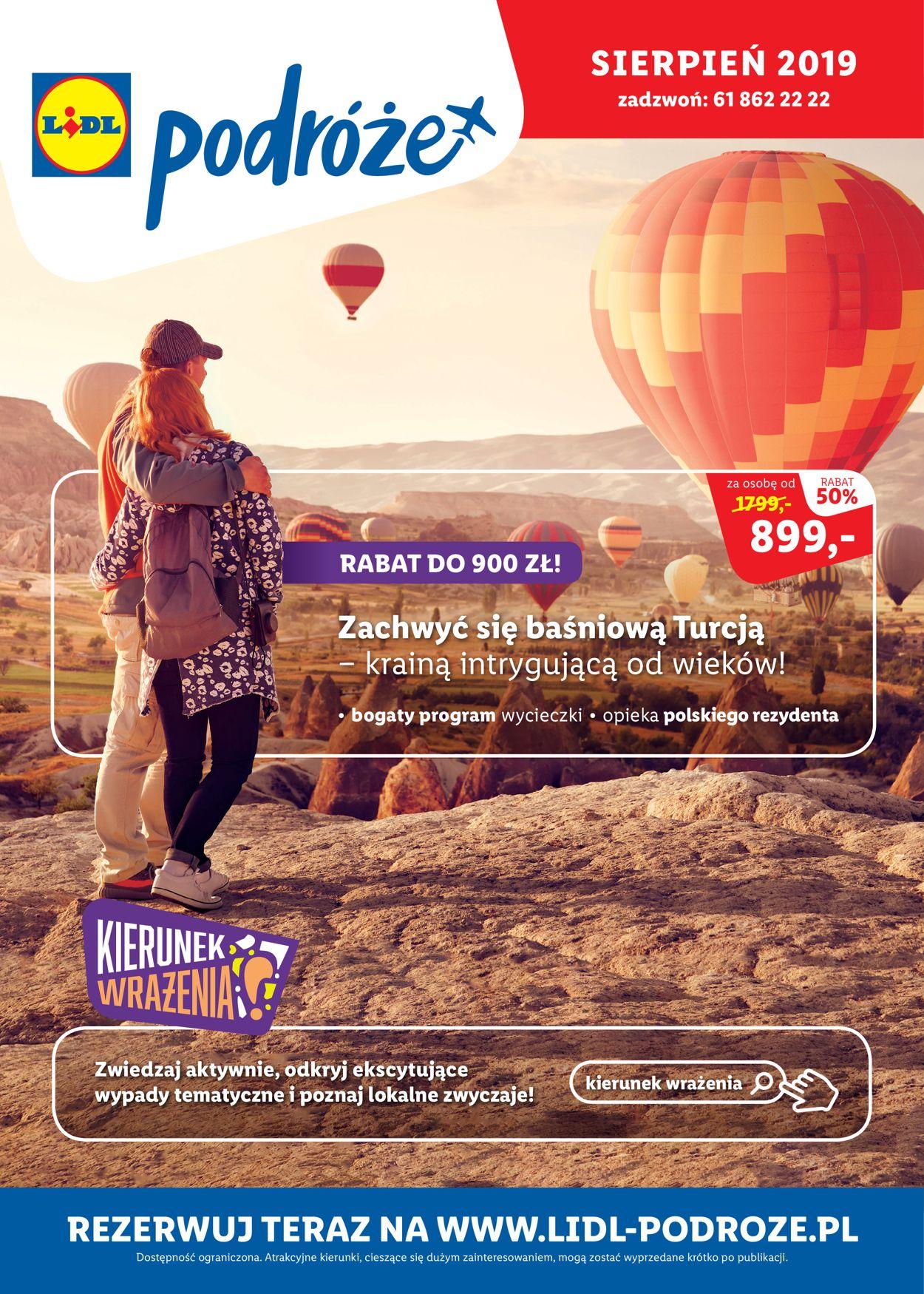 Gazetka promocyjna LIDL - 19.08-16.09.2019