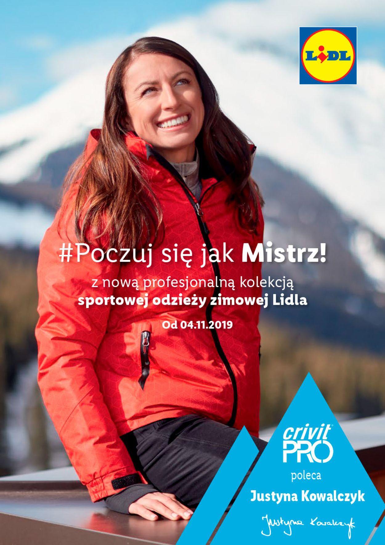 Gazetka promocyjna LIDL - 04.11-30.11.2019