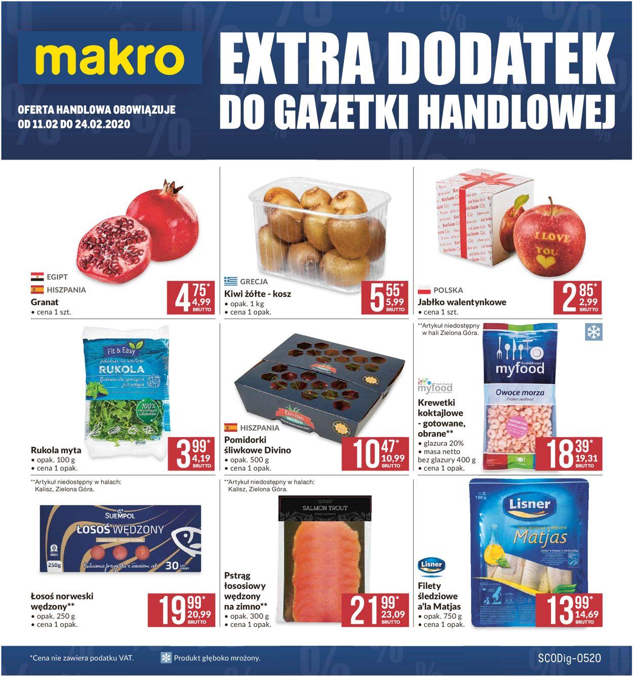 Gazetka promocyjna Makro - 11.02-24.02.2020