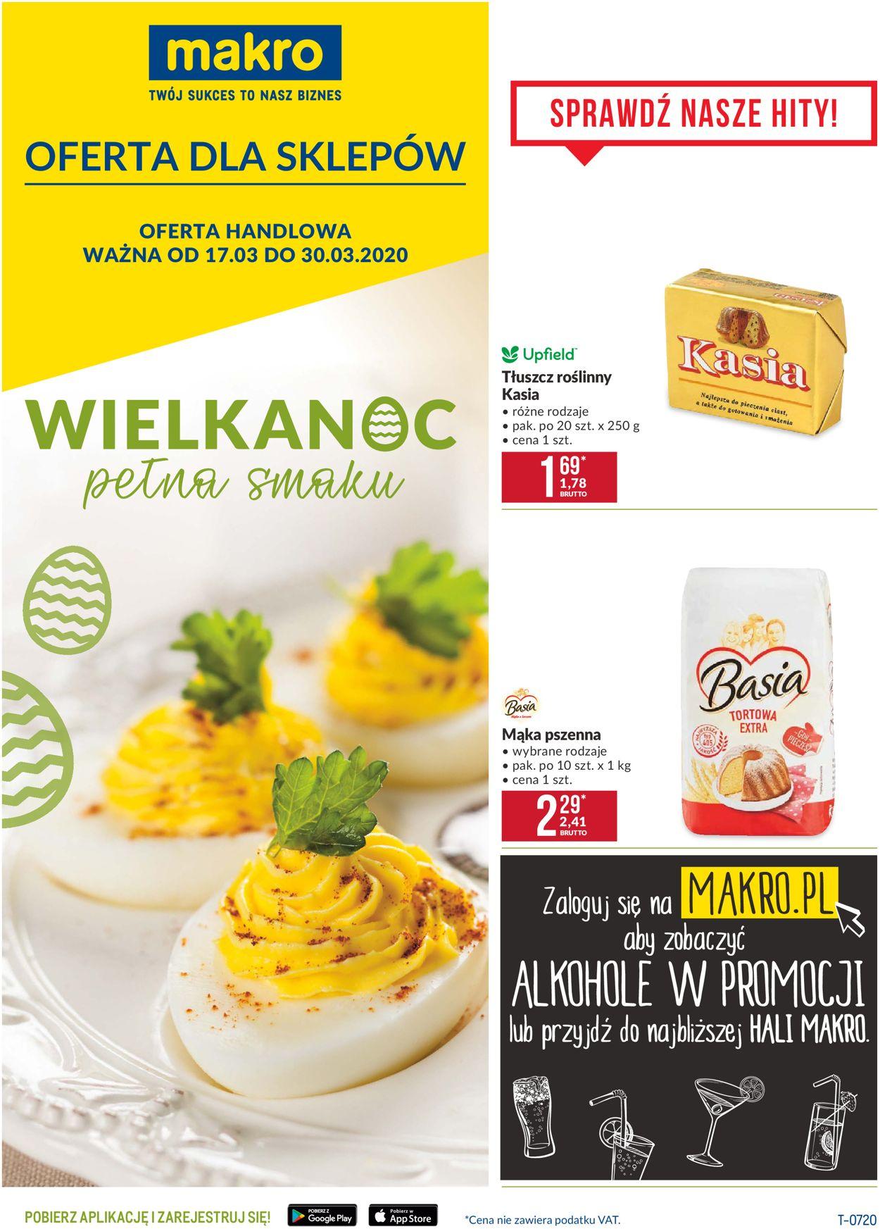 Gazetka promocyjna Makro - 17.03-30.03.2020