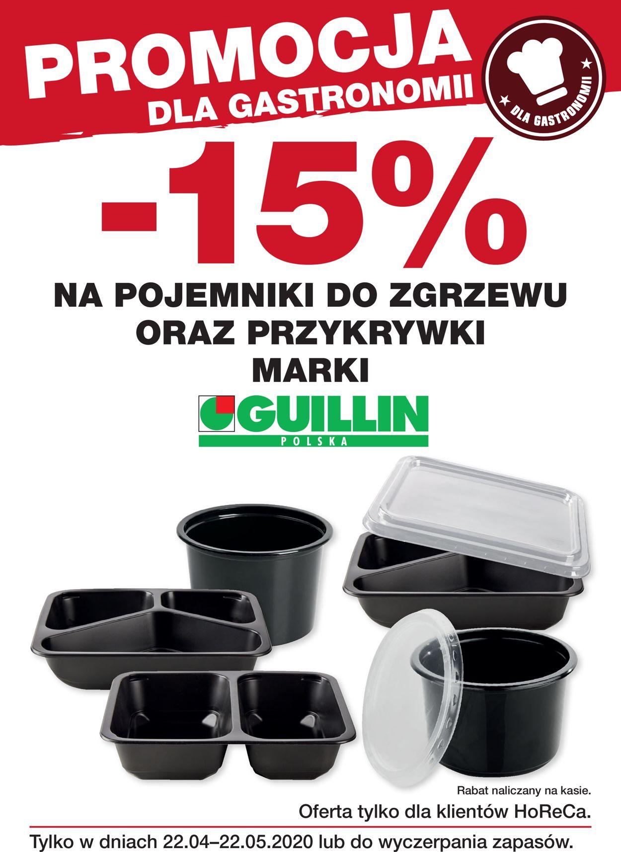 Gazetka promocyjna Makro - 22.04-25.05.2020