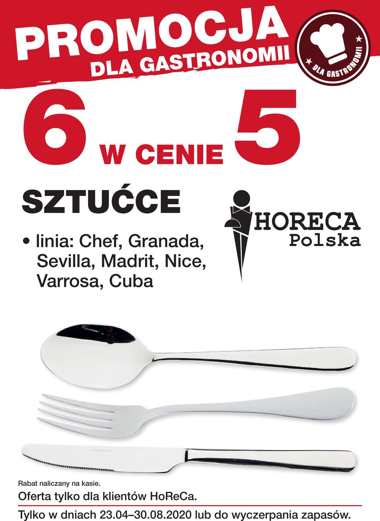 Gazetka promocyjna Makro - 23.04-30.08.2020