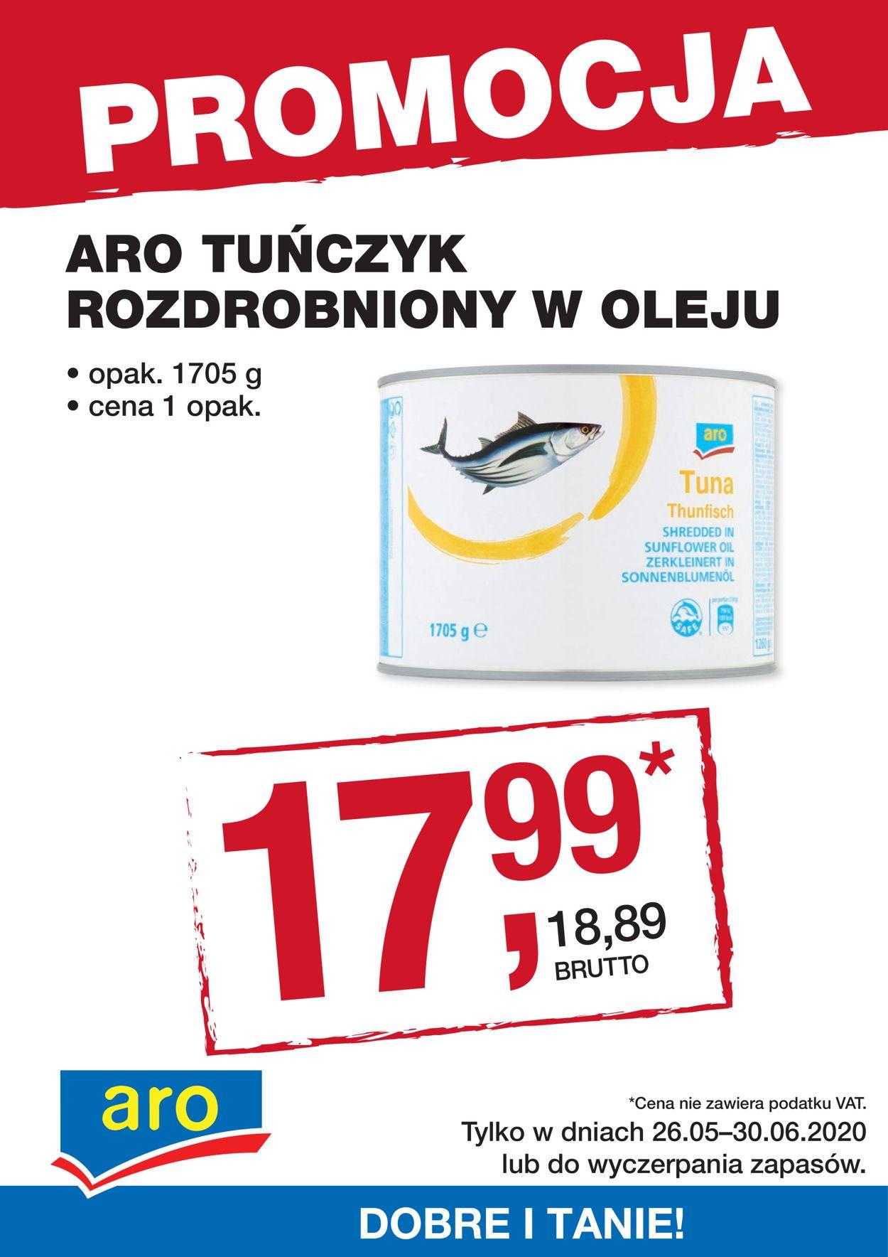 Gazetka promocyjna Makro - 26.05-30.06.2020
