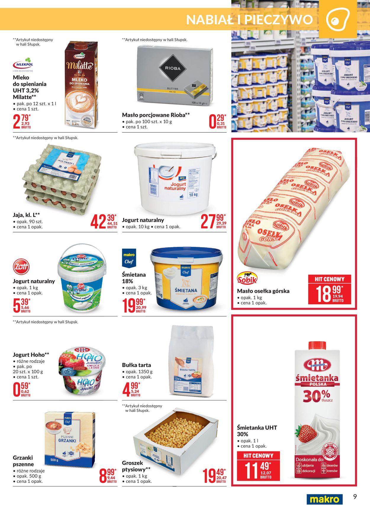 Gazetka promocyjna Makro - 04.08-17.08.2020 (Strona 9)