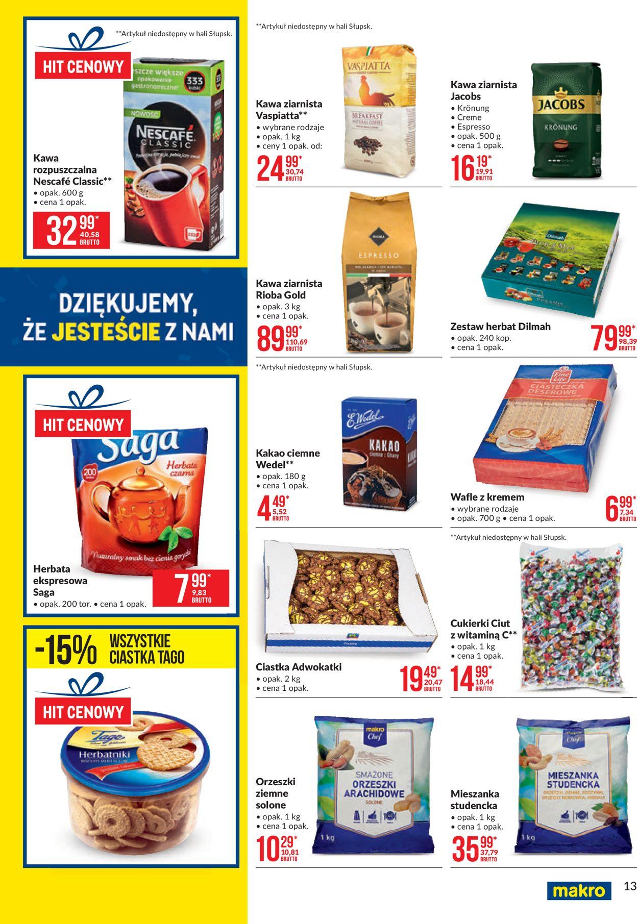 Gazetka promocyjna Makro - 18.08-31.08.2020 (Strona 13)
