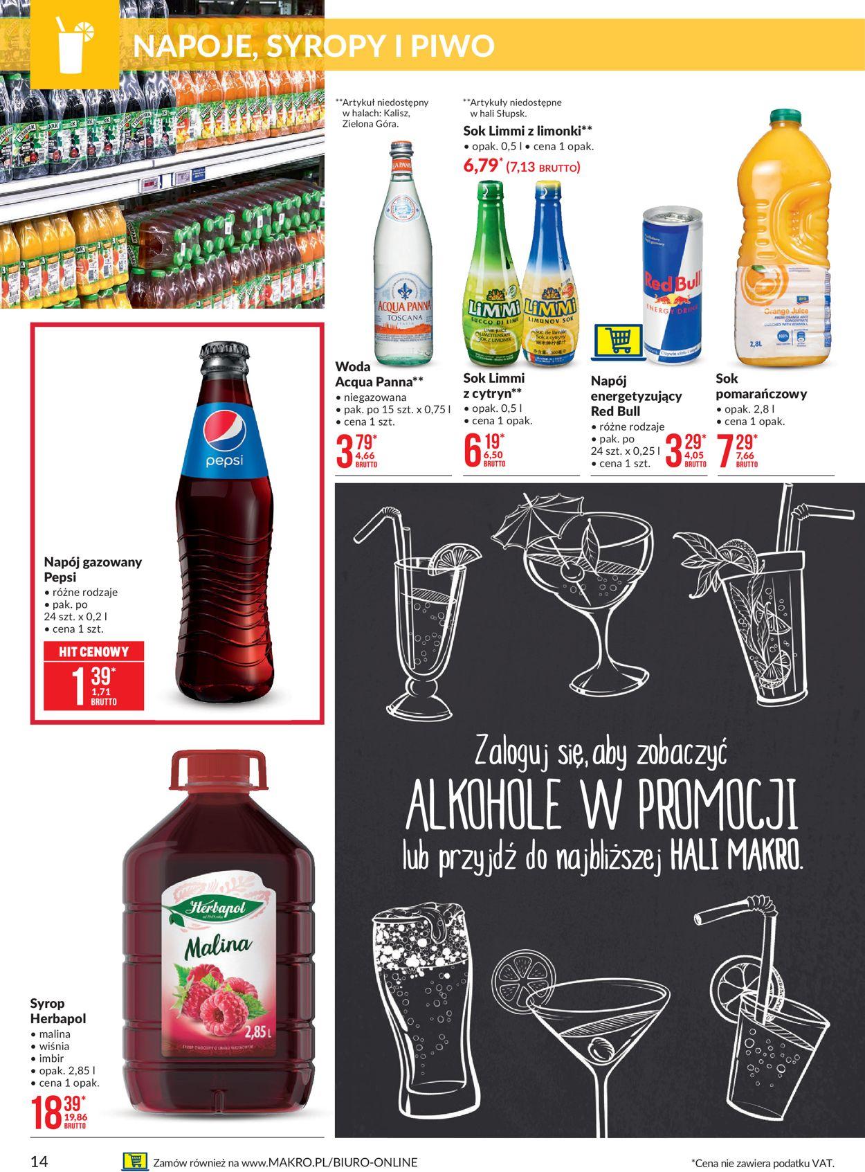Gazetka promocyjna Makro - 26.01-08.02.2021 (Strona 14)