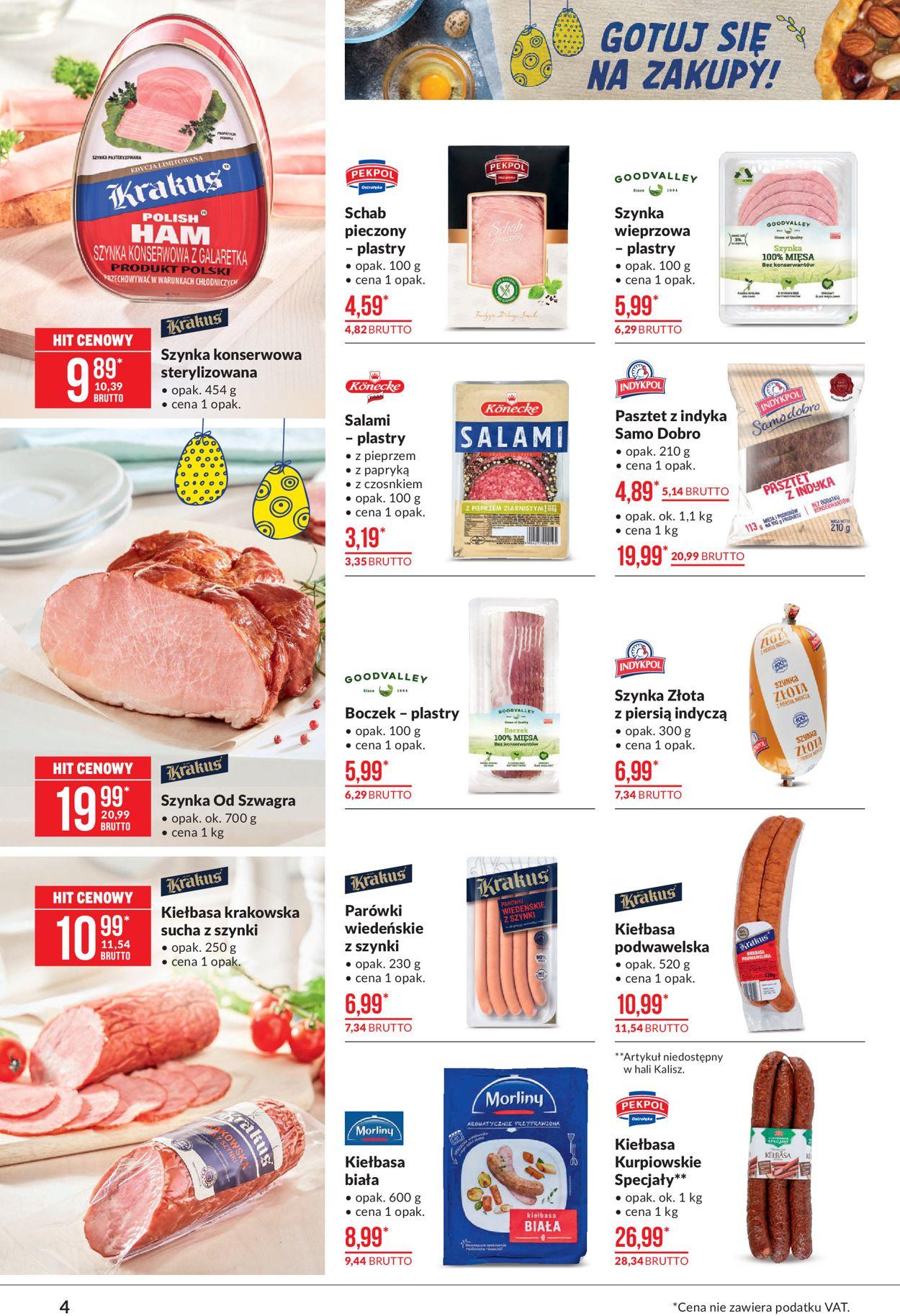 Gazetka promocyjna Makro Wielkanoc 2021! - 23.03-03.04.2021 (Strona 4)