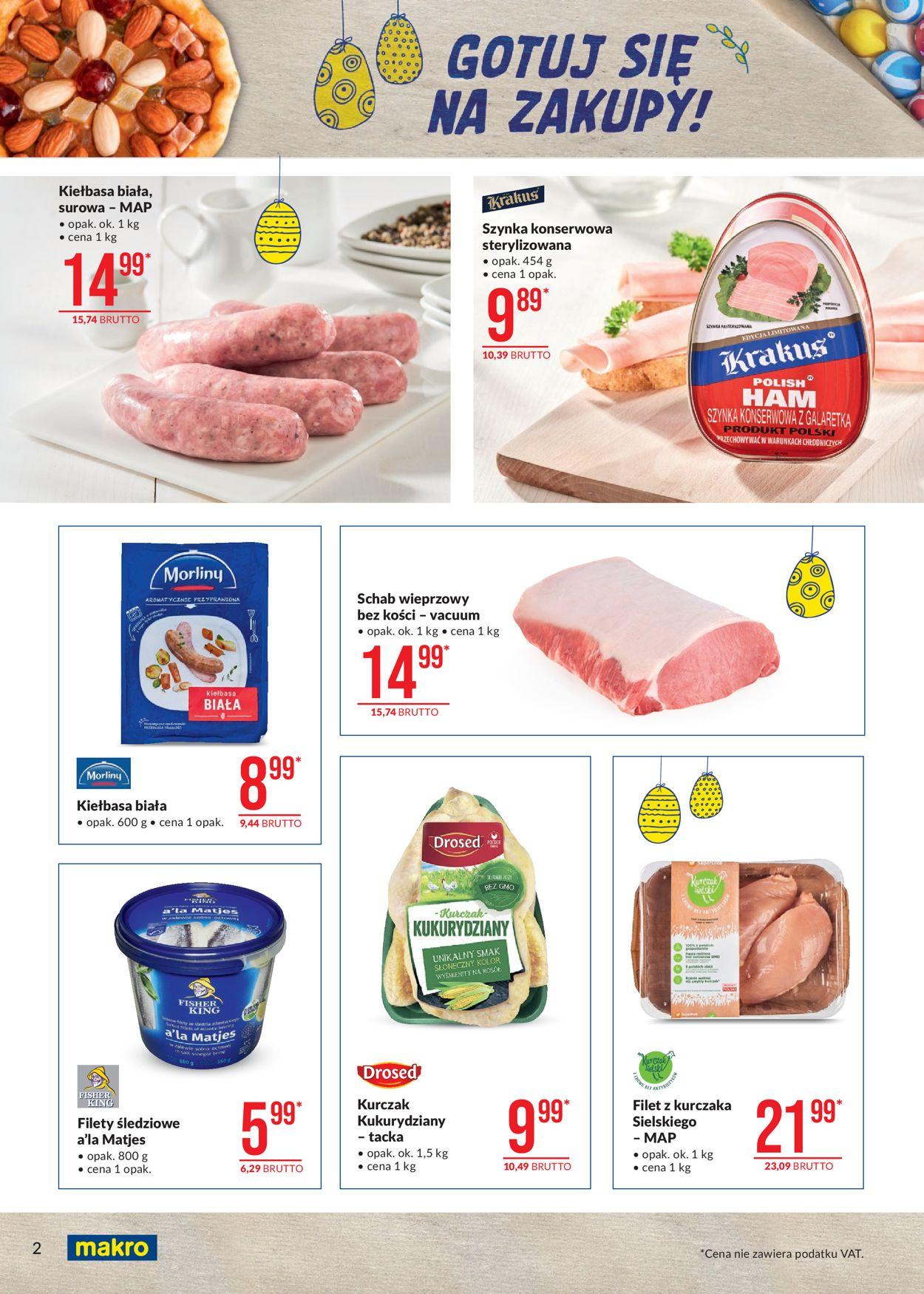 Gazetka promocyjna Makro Wielkanoc 2021! - 24.03-03.04.2021 (Strona 2)