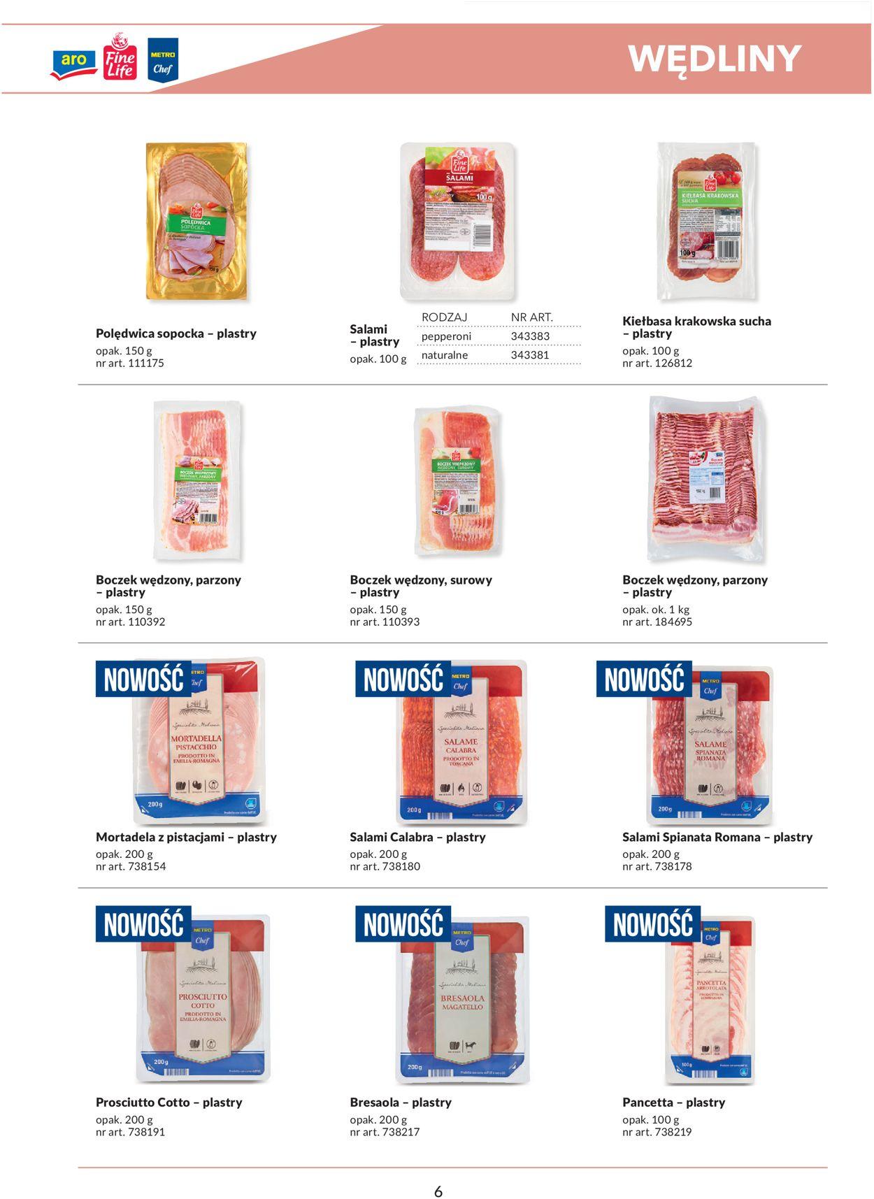 Gazetka promocyjna Makro Dla Twojego sklepu - 01.04-21.04.2021 (Strona 6)