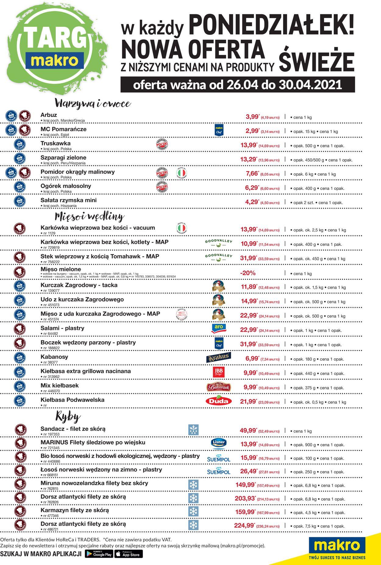 Gazetka promocyjna Makro - 26.04-30.04.2021 (Strona 2)