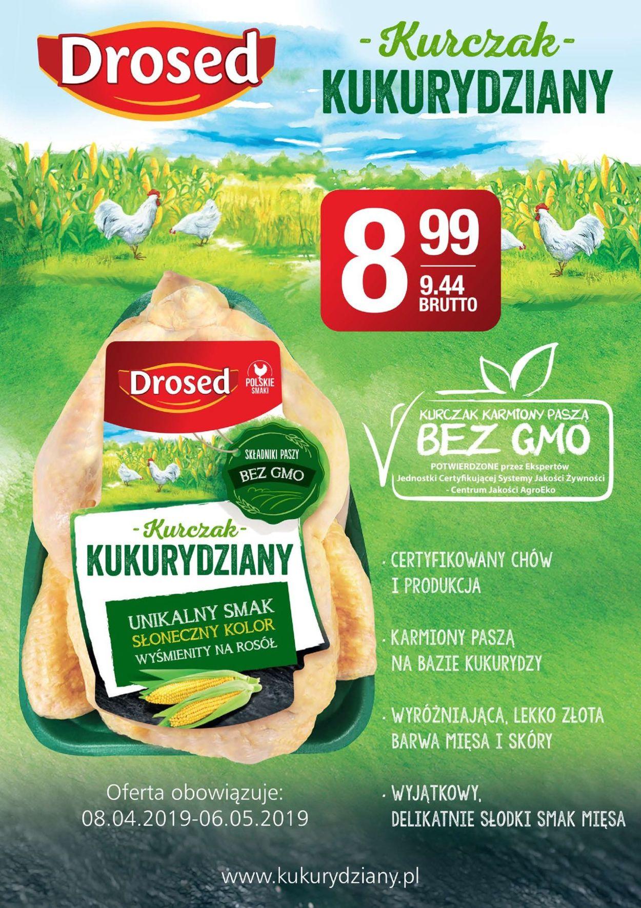 Gazetka promocyjna Makro - 08.04-06.05.2019