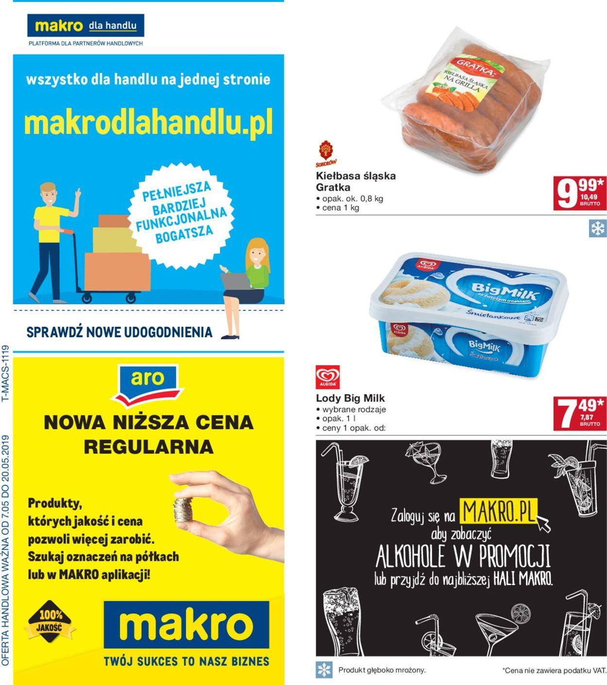 Gazetka promocyjna Makro - 07.05-20.05.2019