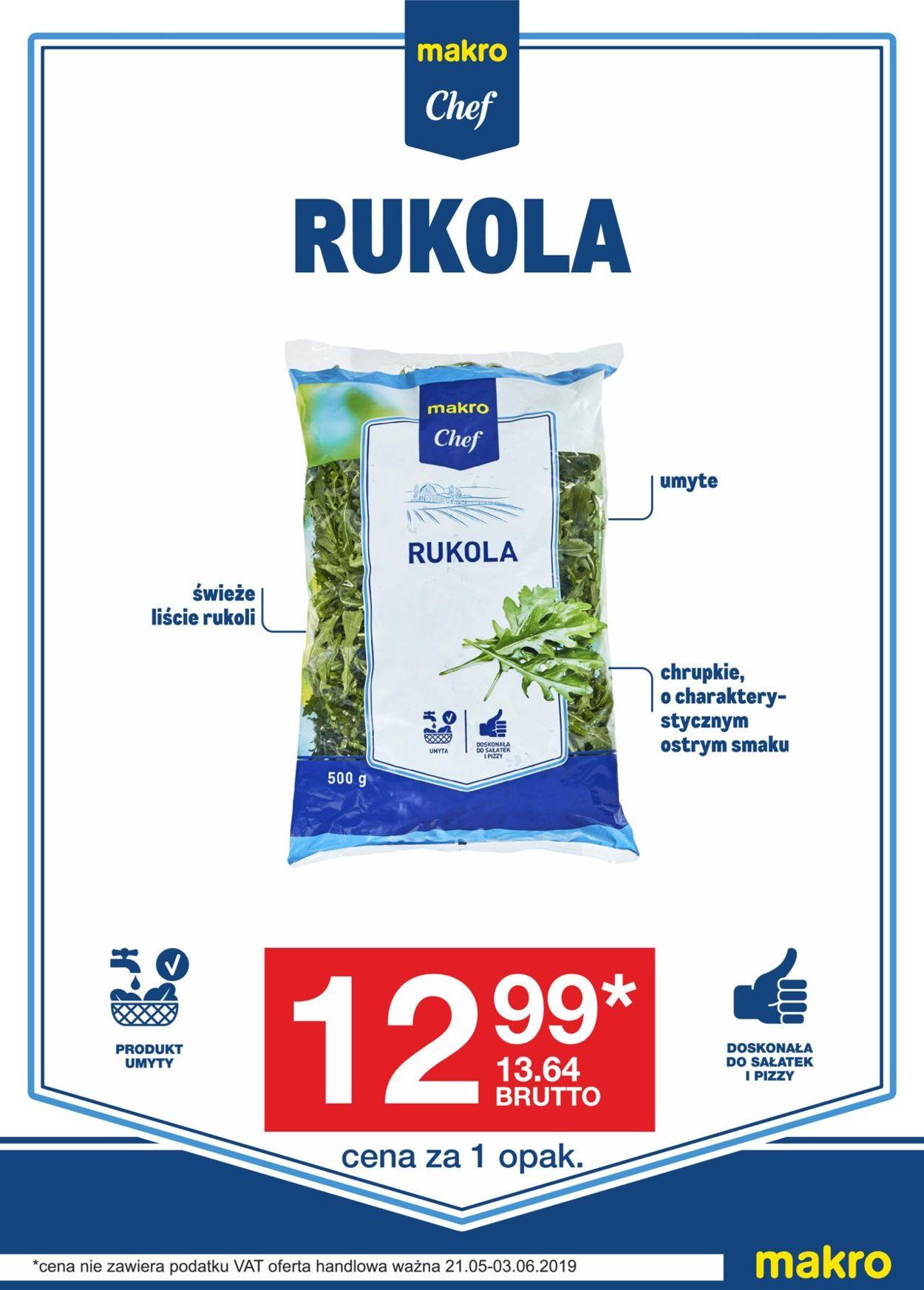 Gazetka promocyjna Makro - 20.05-03.06.2019