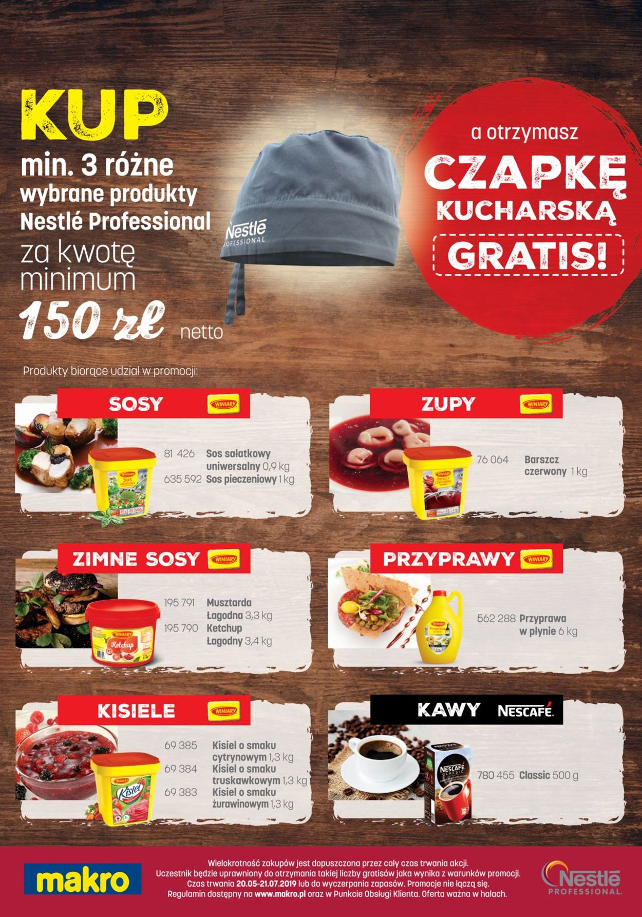 Gazetka promocyjna Makro - 21.05-31.07.2019