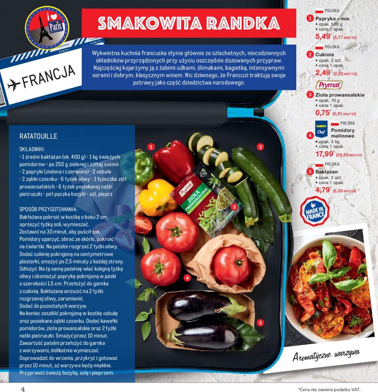 Gazetka promocyjna Makro - 16.07-29.07.2019 (Strona 4)
