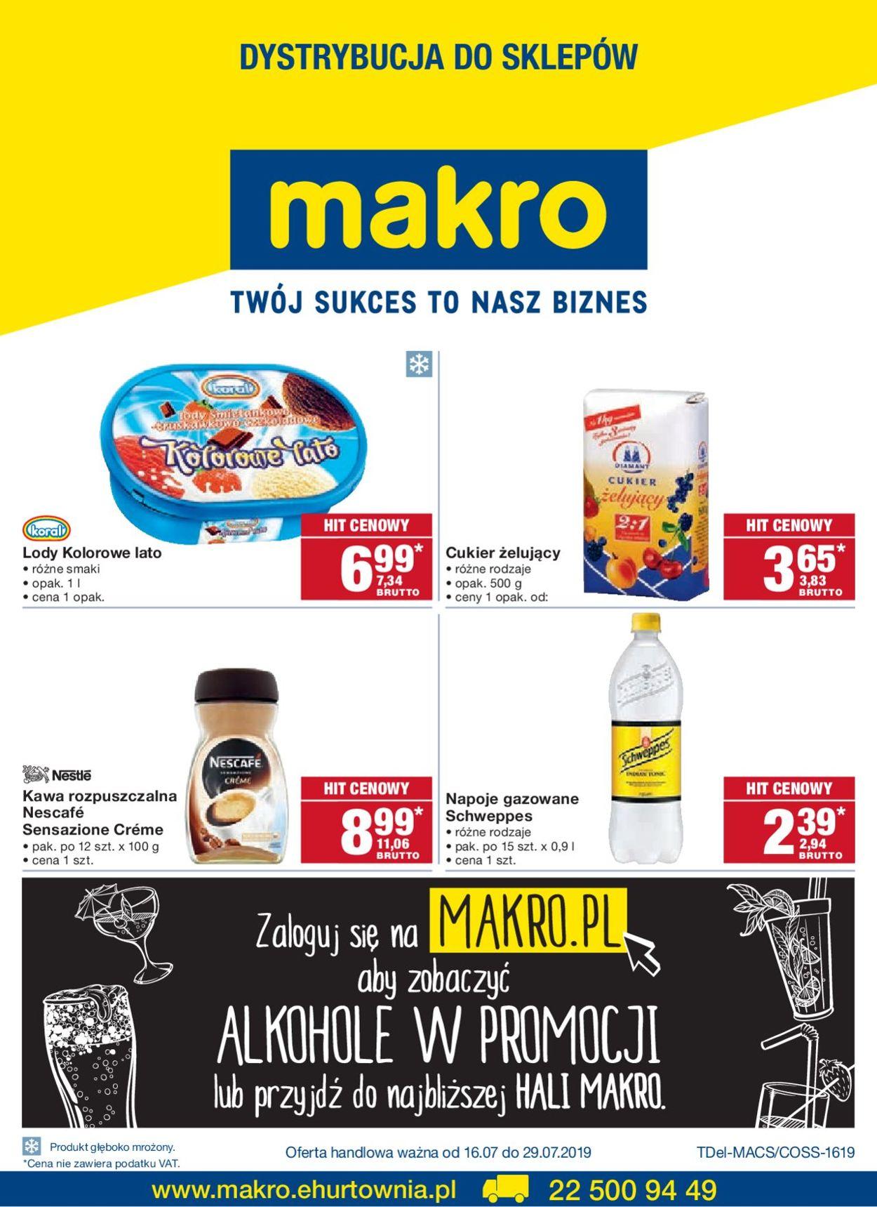 Gazetka promocyjna Makro - 15.07-29.07.2019