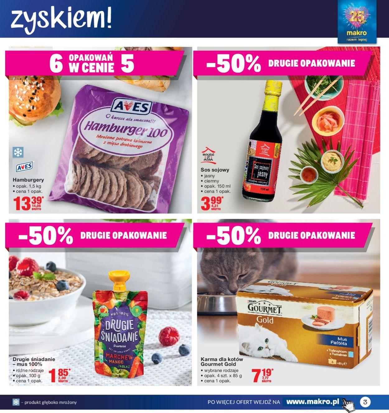 Gazetka promocyjna Makro - 10.09-23.09.2019 (Strona 3)