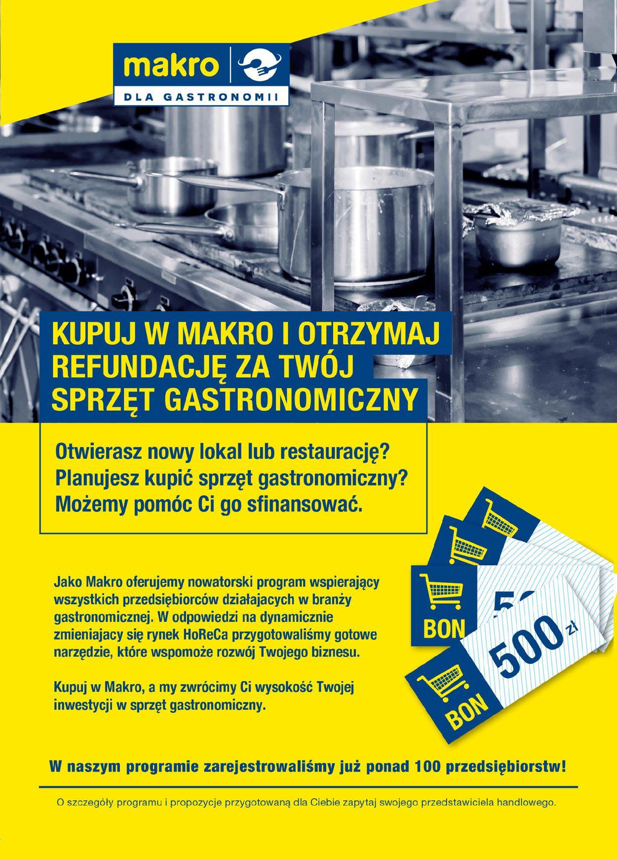 Gazetka promocyjna Makro - 02.10-31.10.2019