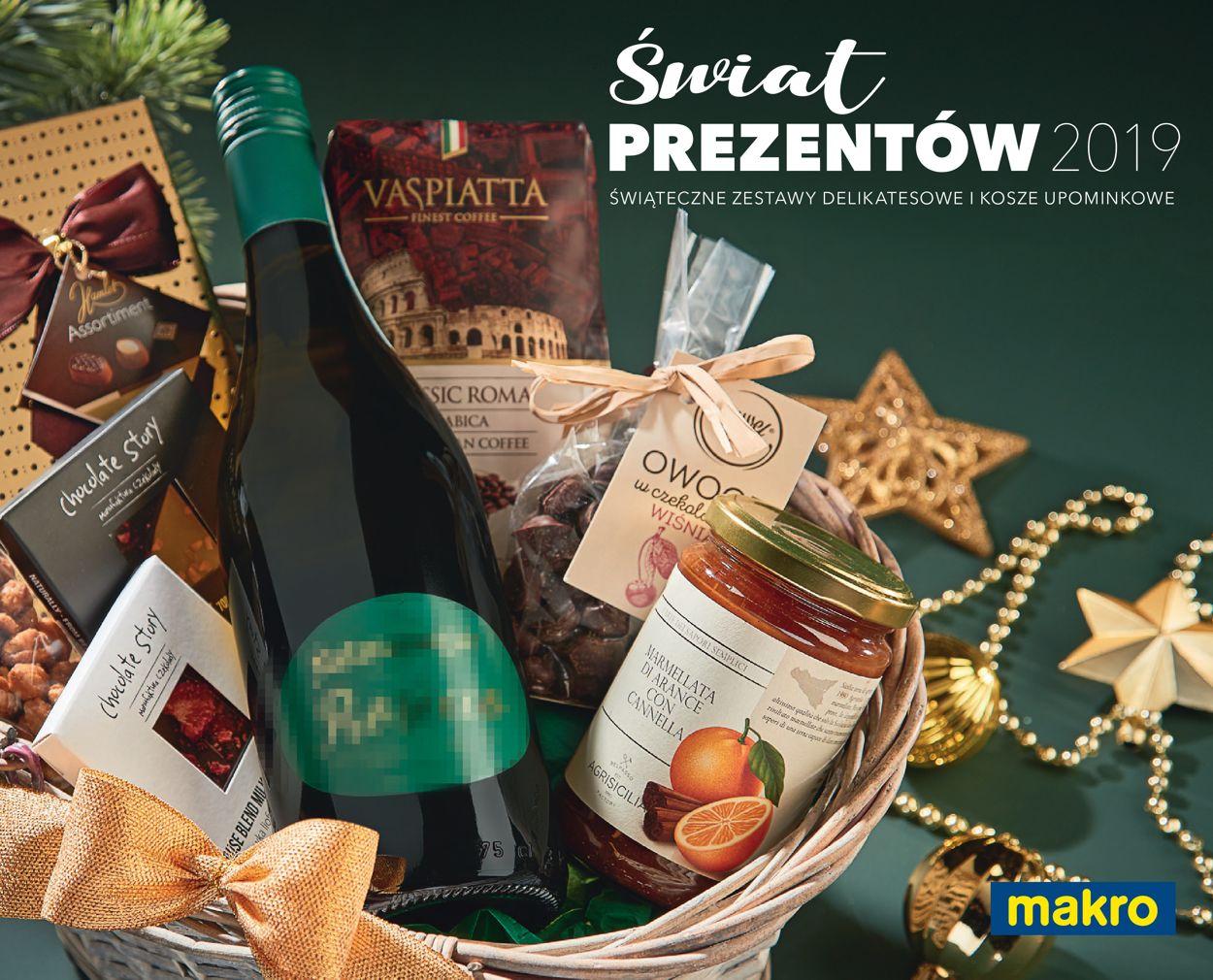 Gazetka promocyjna Makro - Gazetka Świąteczna 2019 - 14.10-24.12.2019