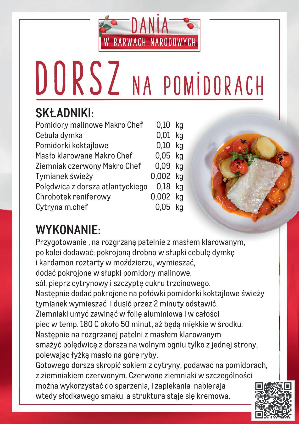 Gazetka promocyjna Makro - 22.10-04.11.2019