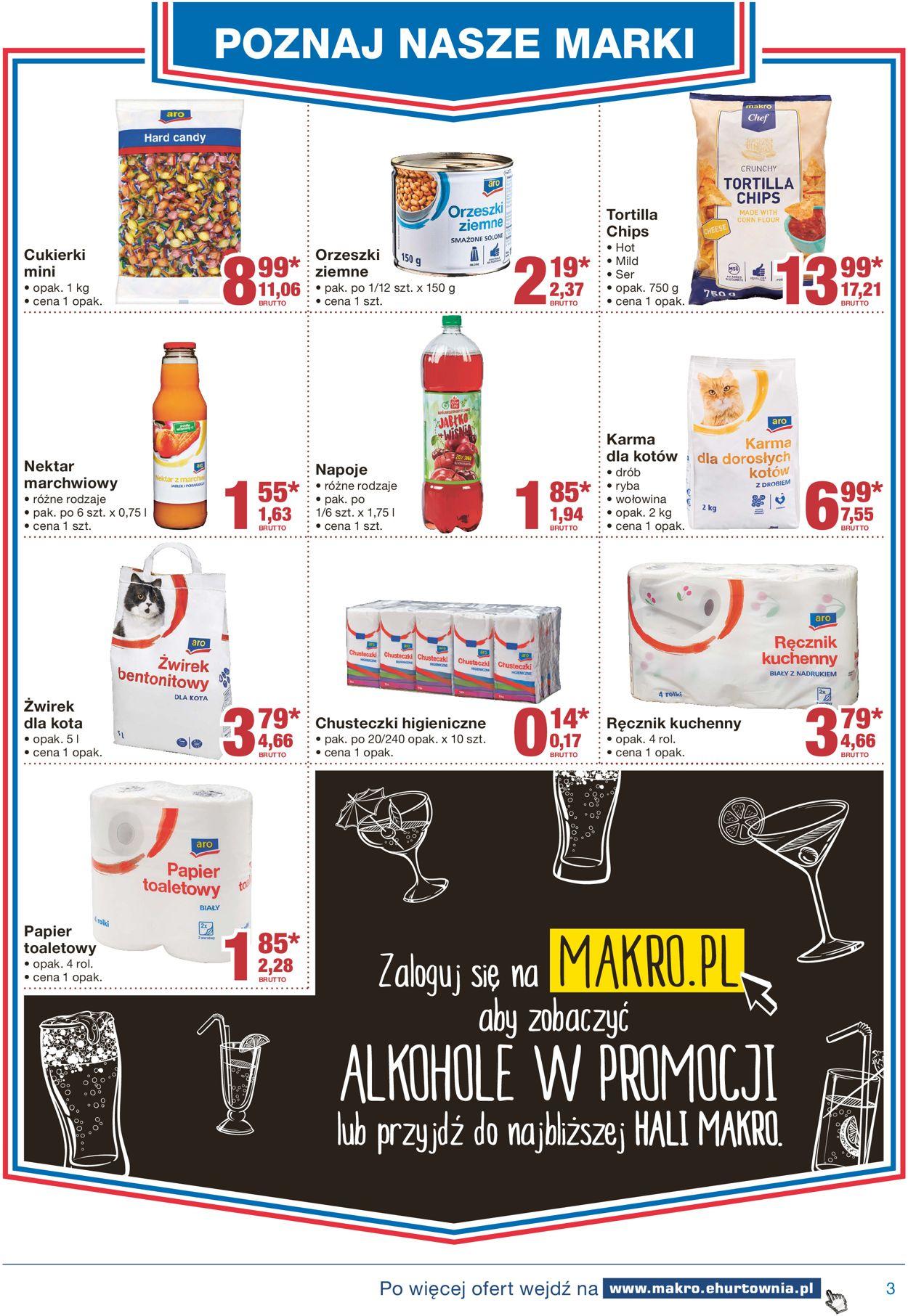 Gazetka promocyjna Makro - 05.11-18.11.2019 (Strona 3)