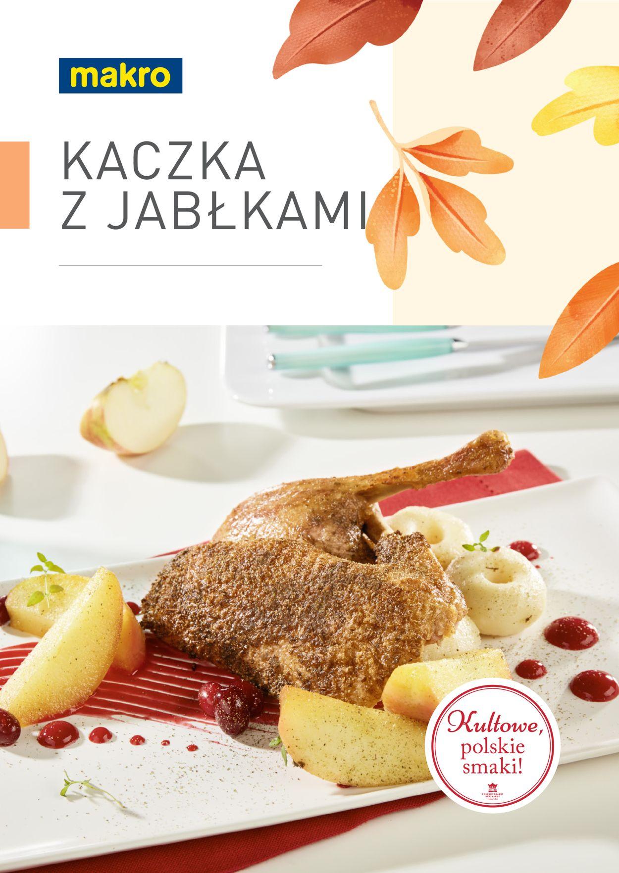 Gazetka promocyjna Makro - 05.11-20.11.2019