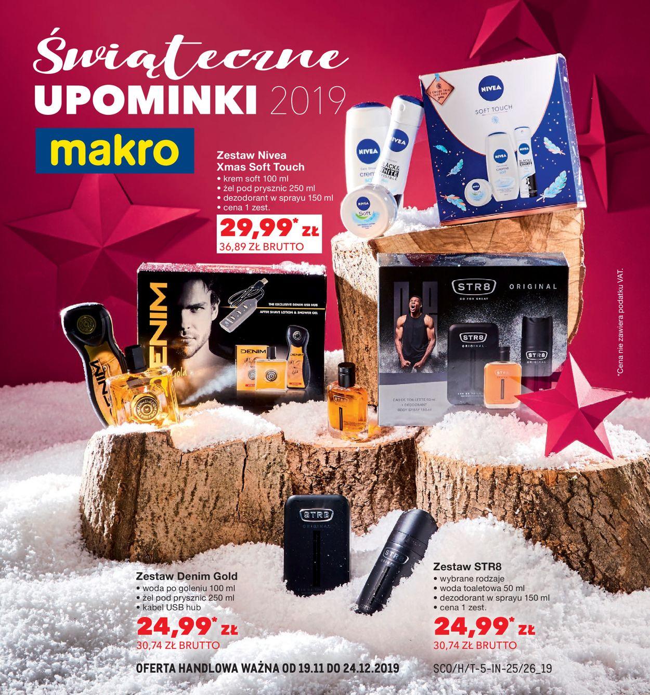 Gazetka promocyjna Makro - 19.11-24.12.2019