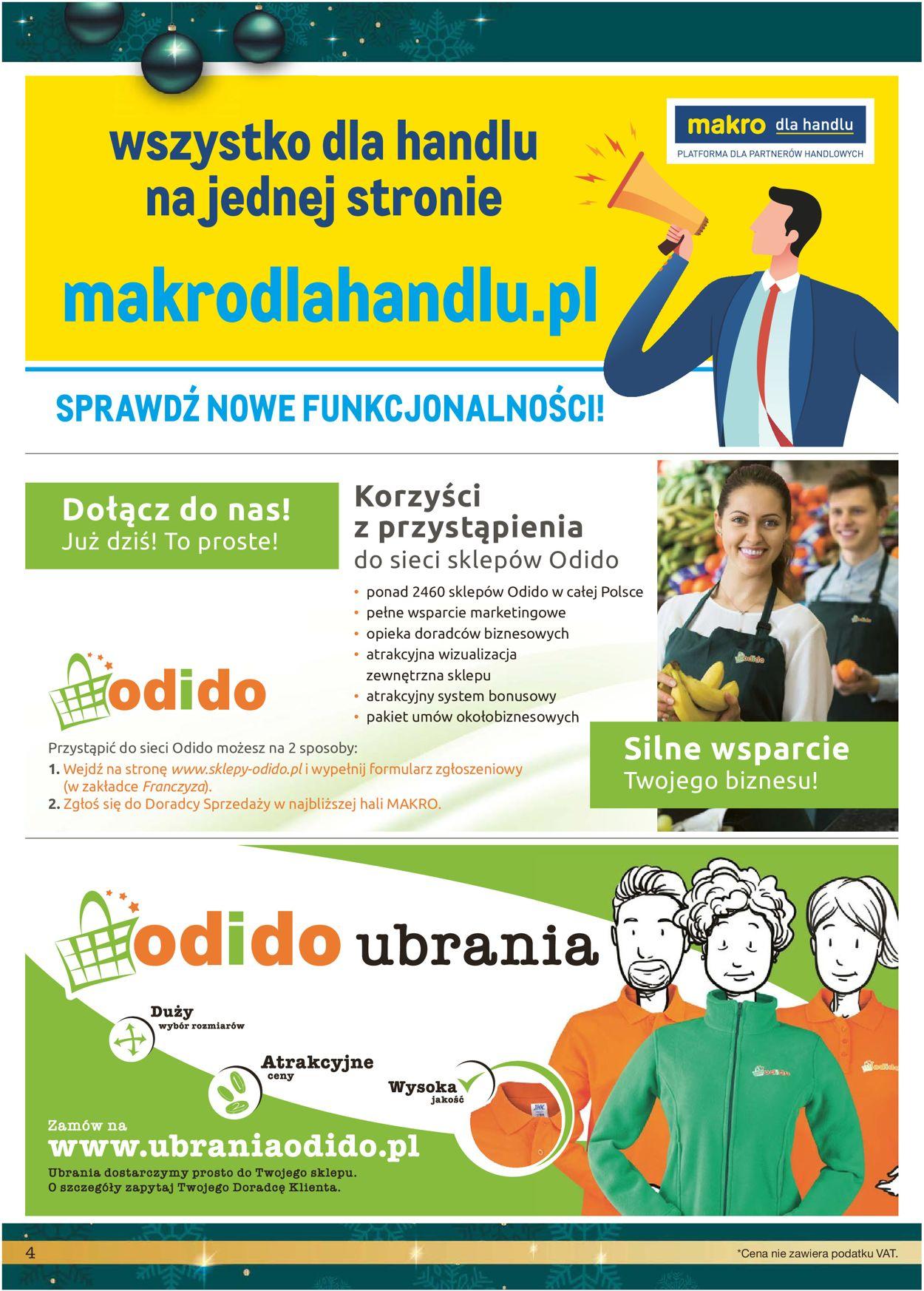 Gazetka promocyjna Makro - 19.11-02.12.2019 (Strona 4)