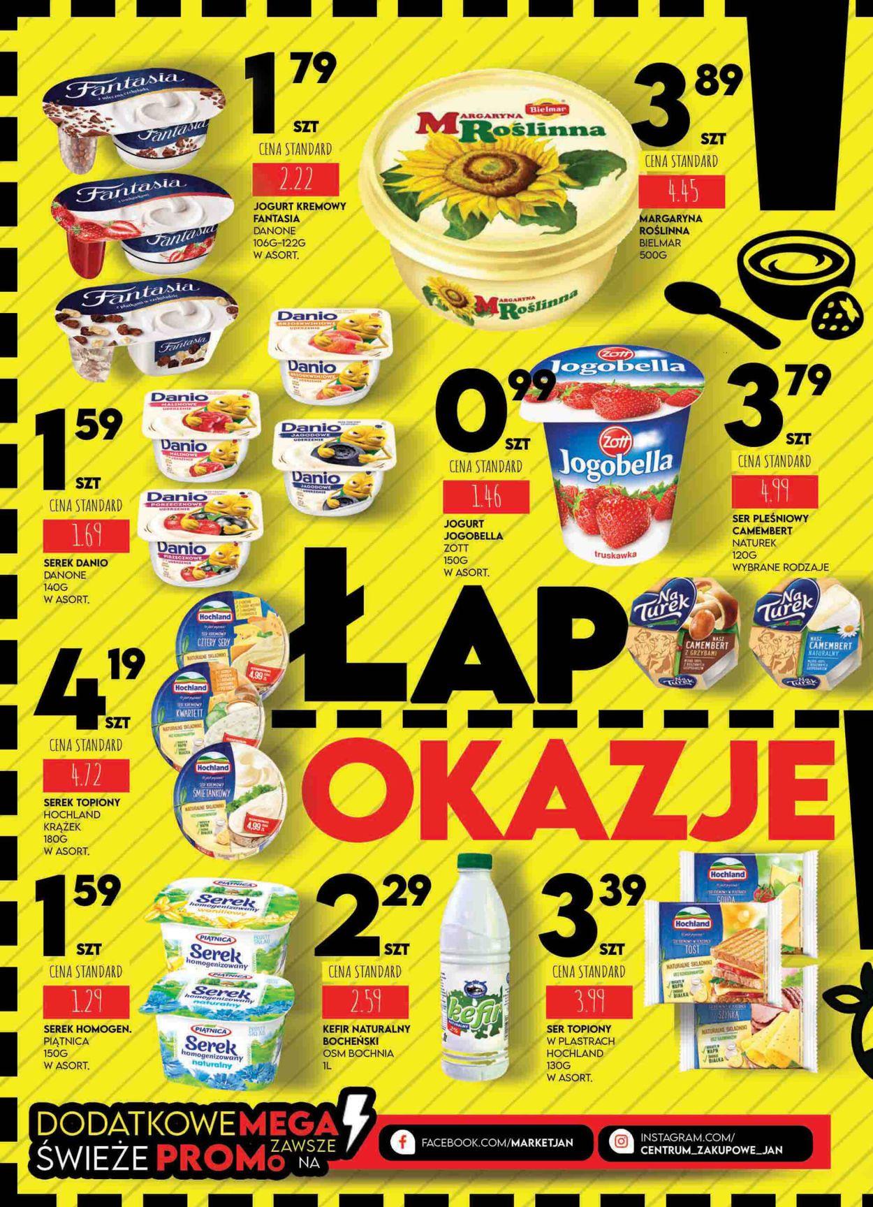 Gazetka promocyjna Market Jan - 05.08-31.08.2020 (Strona 2)