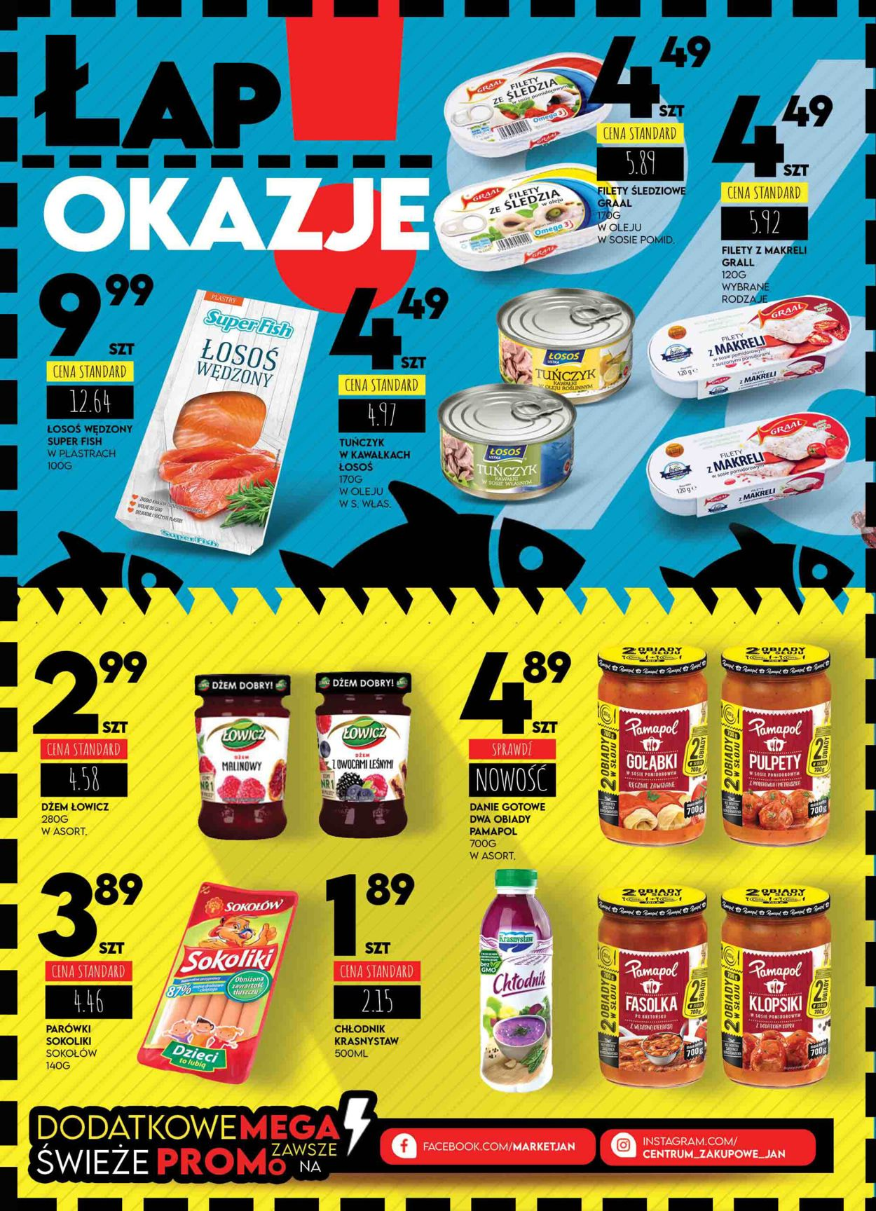 Gazetka promocyjna Market Jan - 05.08-31.08.2020 (Strona 4)