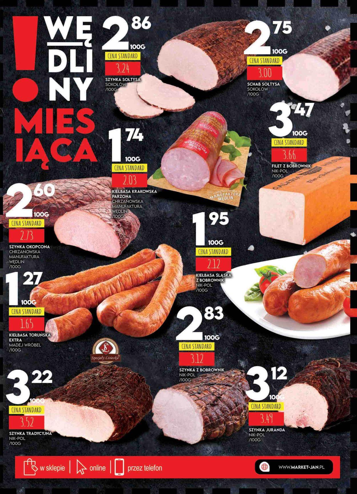 Gazetka promocyjna Market Jan - 05.08-31.08.2020 (Strona 5)