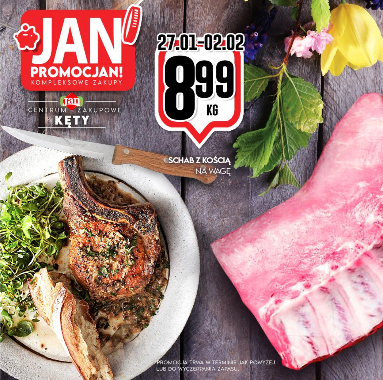 Gazetka promocyjna Market Jan - 27.01-02.02.2021