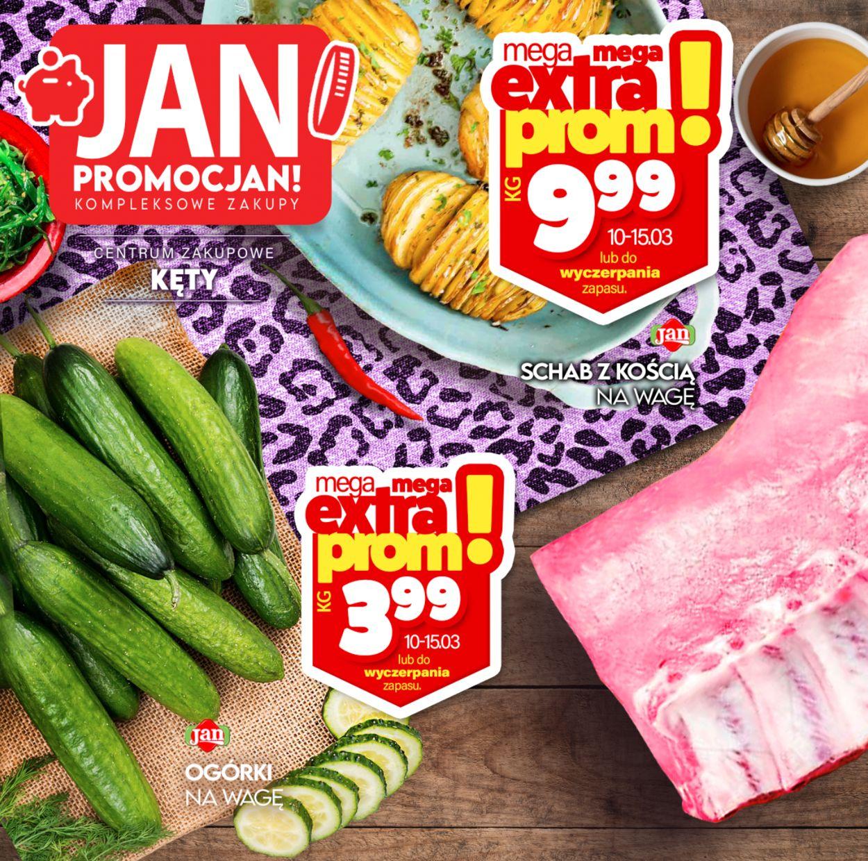 Gazetka promocyjna Market Jan Targ rybny - 27.02-31.03.2021 (Strona 2)