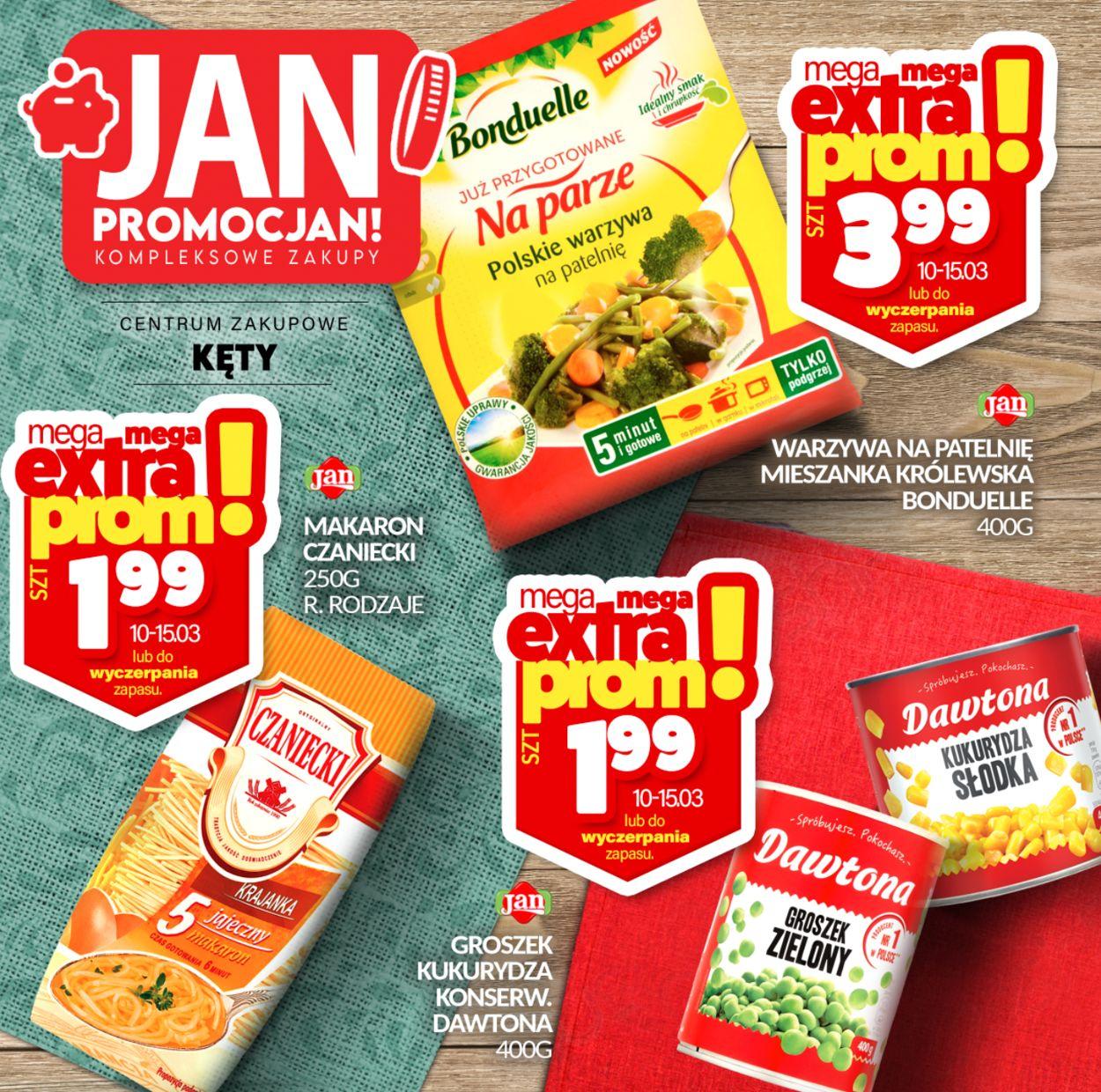 Gazetka promocyjna Market Jan Targ rybny - 27.02-31.03.2021 (Strona 3)