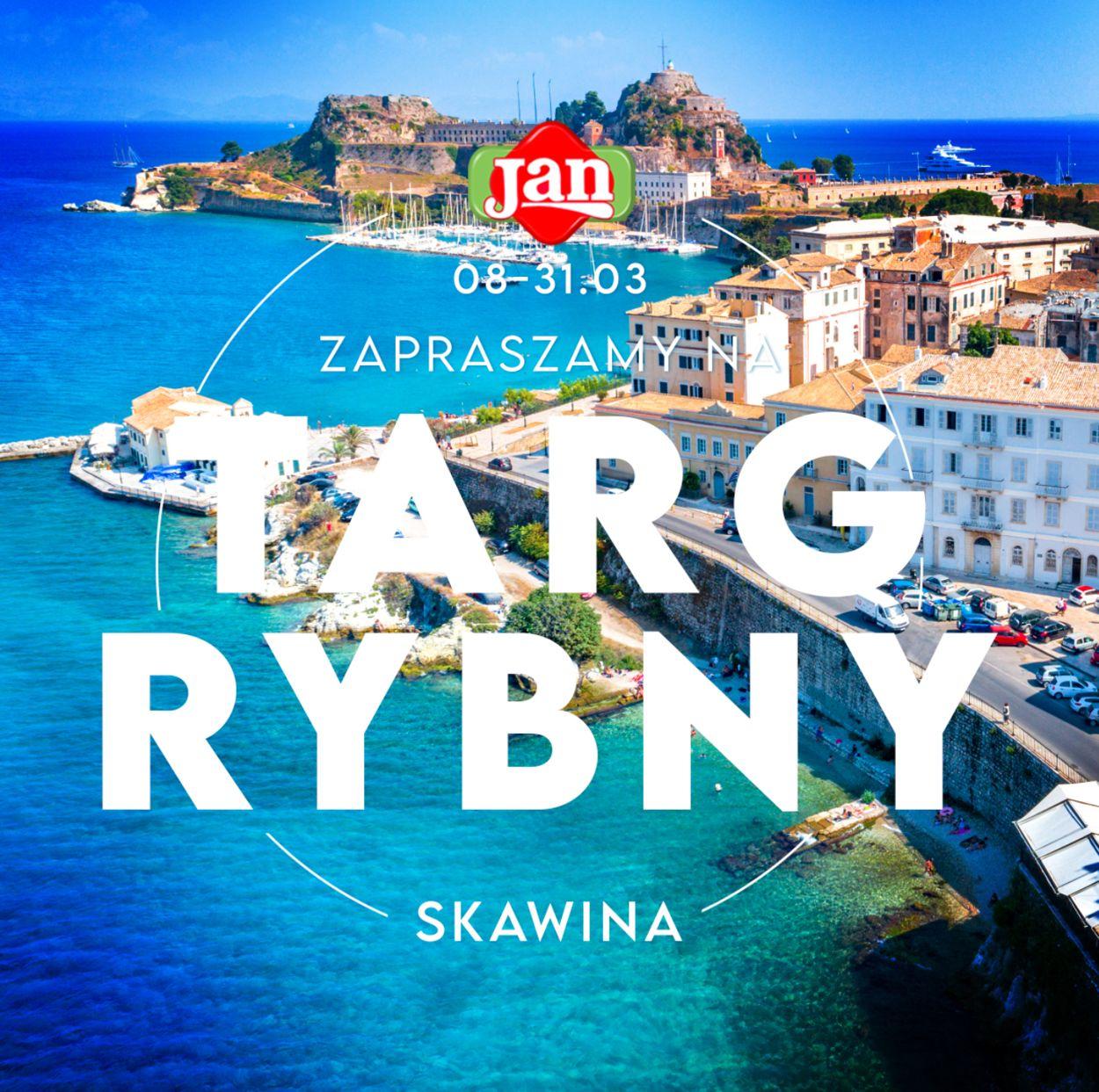 Gazetka promocyjna Market Jan Targ rybny - 27.02-31.03.2021 (Strona 5)