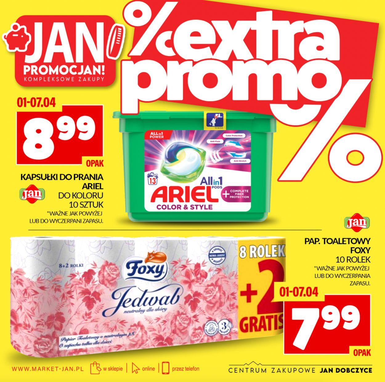 Gazetka promocyjna Market Jan - 01.04-07.04.2021 (Strona 2)