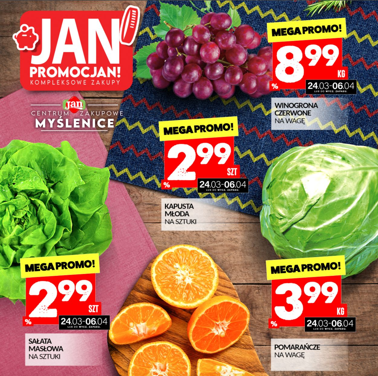 Gazetka promocyjna Market Jan - 01.04-07.04.2021 (Strona 3)