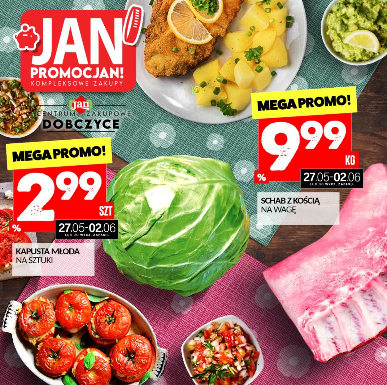 Gazetka promocyjna Market Jan - 27.05-02.06.2021