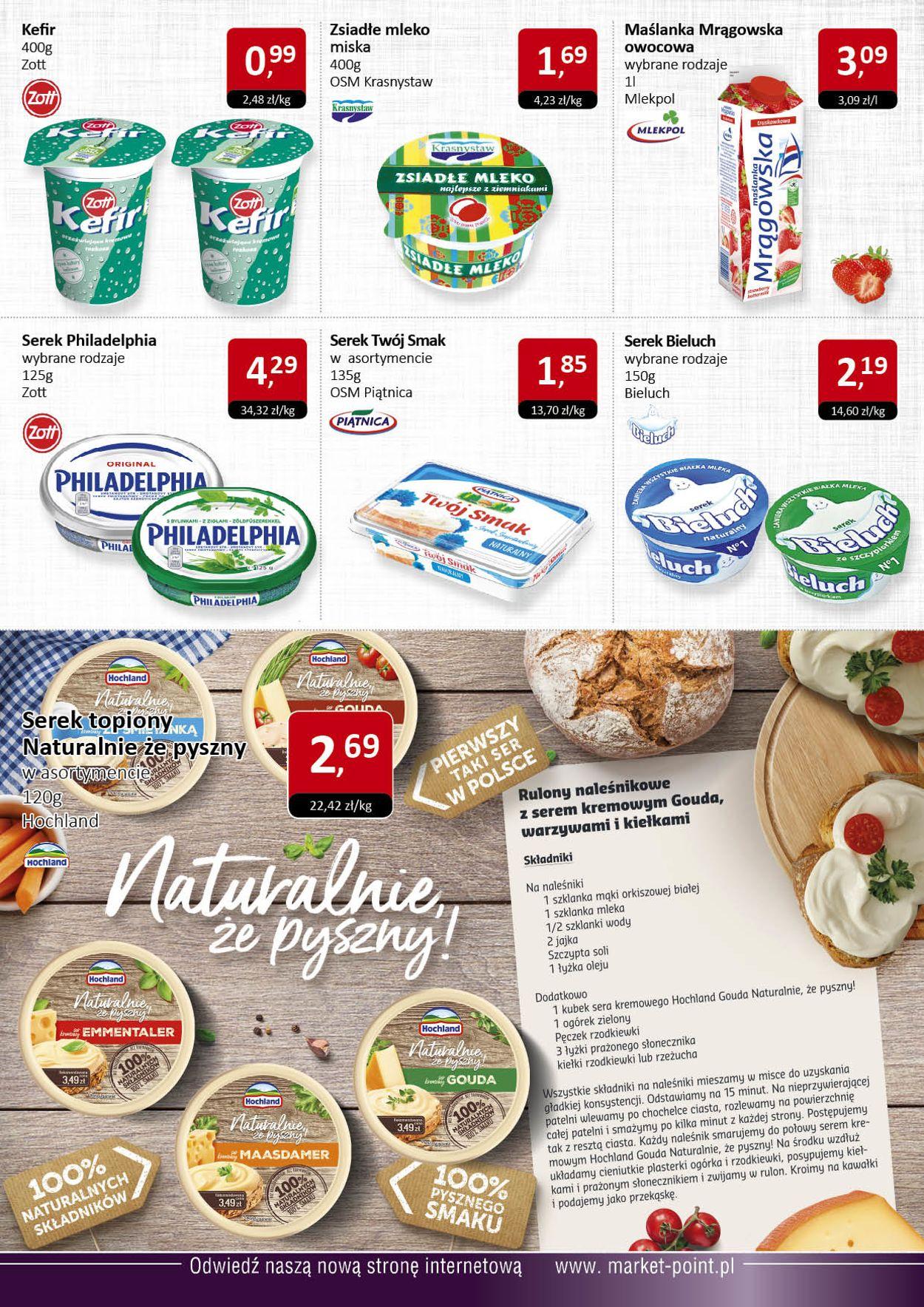Gazetka promocyjna Market Point - 07.08-22.08.2020 (Strona 5)