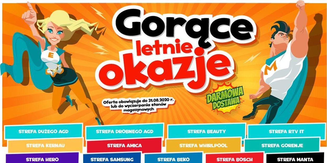 Gazetka promocyjna max elektro - 01.08-31.08.2020