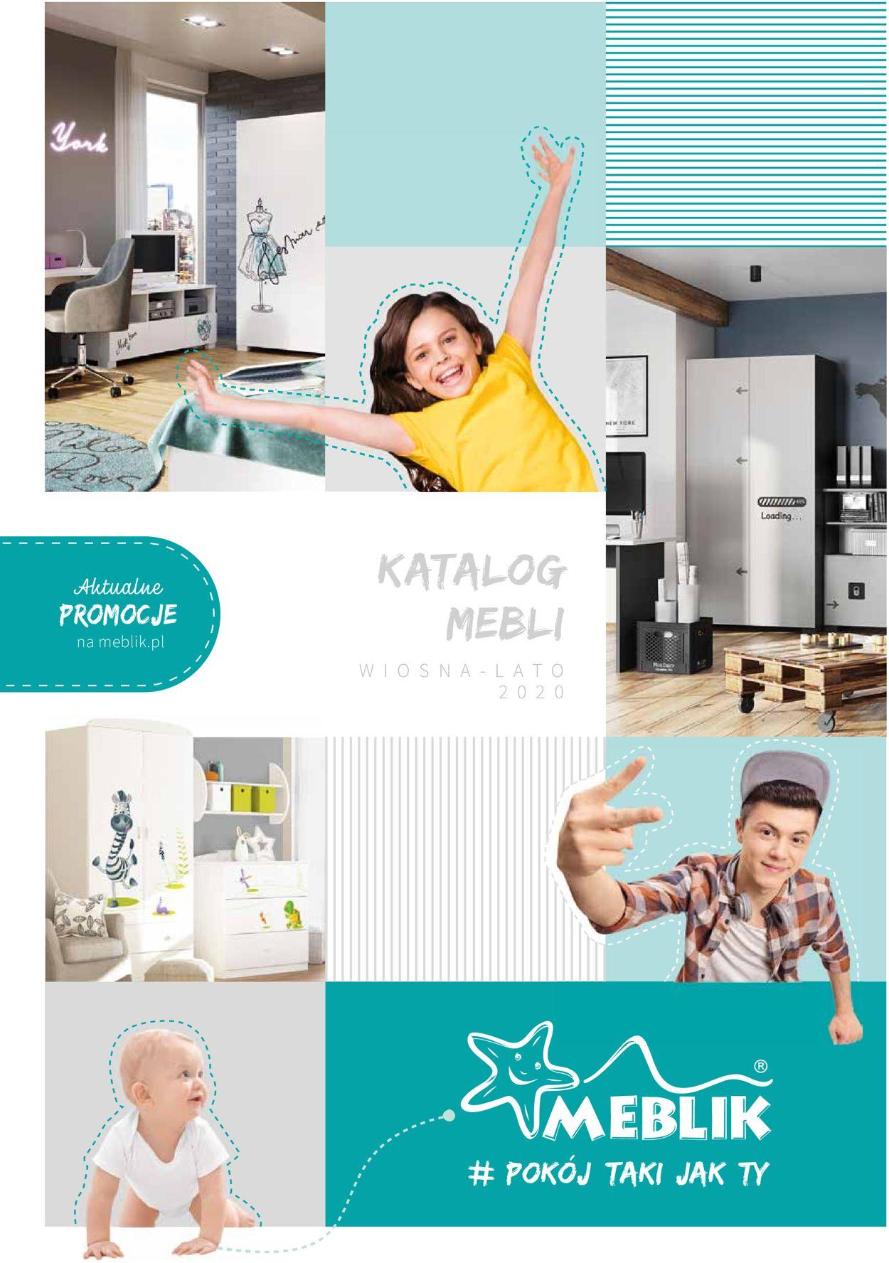 Gazetka promocyjna Meblik - 19.06-30.09.2020