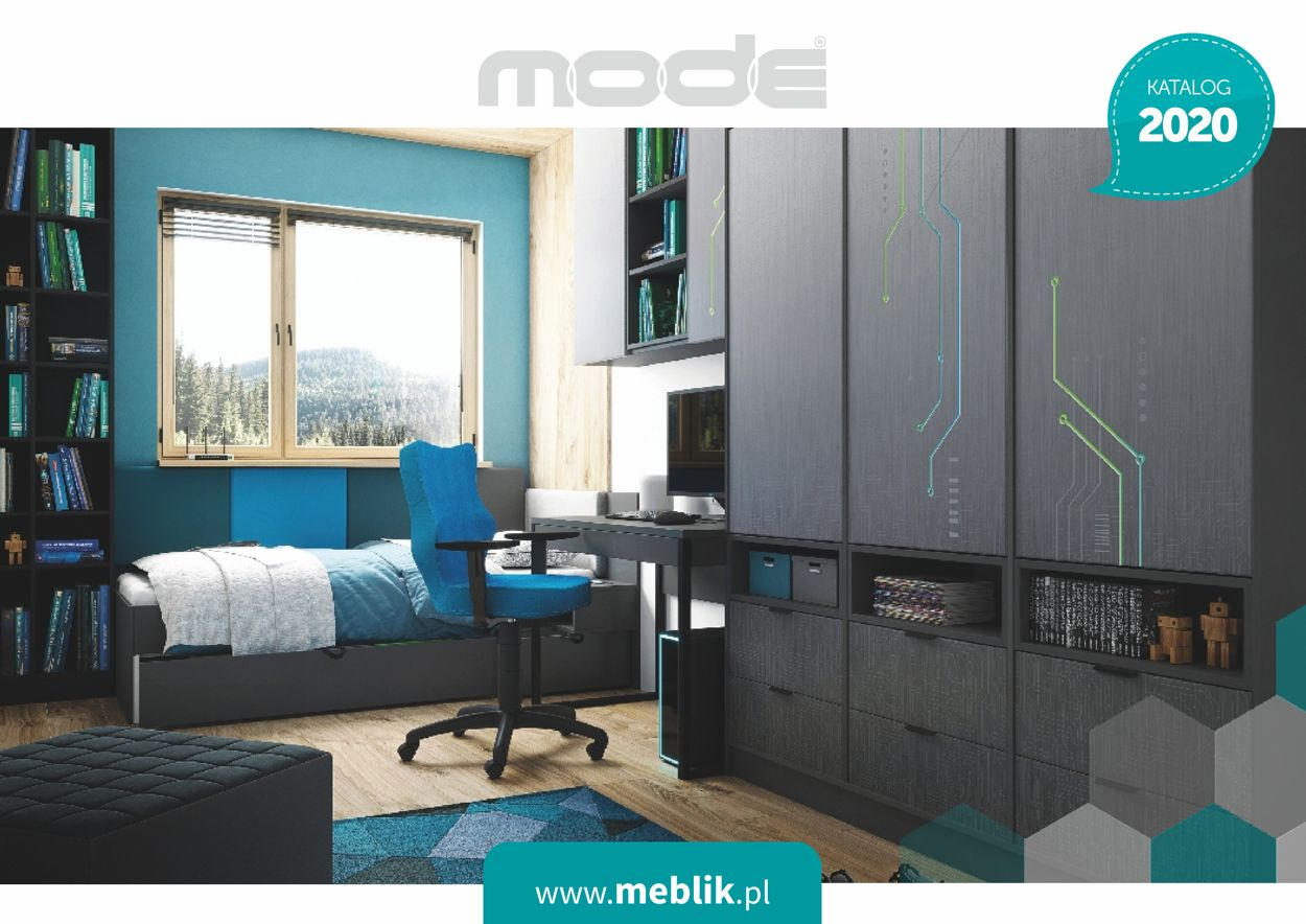 Gazetka promocyjna Meblik - 19.06-08.07.2020