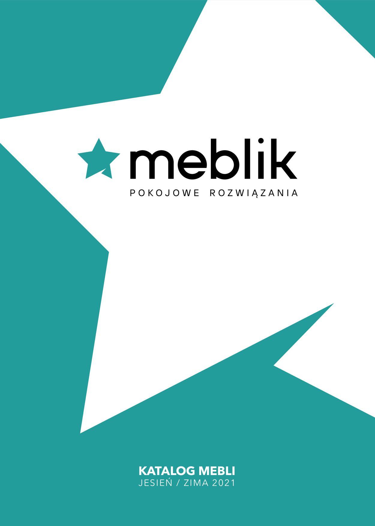Gazetka promocyjna Meblik - 01.09-28.02.2021