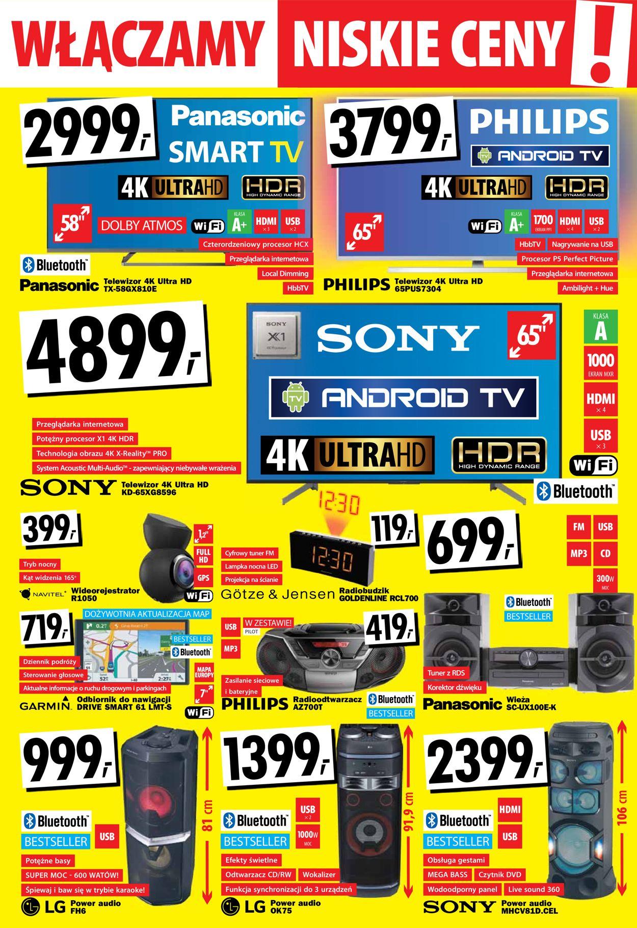 Gazetka promocyjna Media Expert - 02.03-12.03.2020 (Strona 3)
