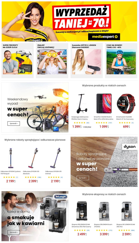 Gazetka promocyjna Media Expert - 03.06-09.06.2020