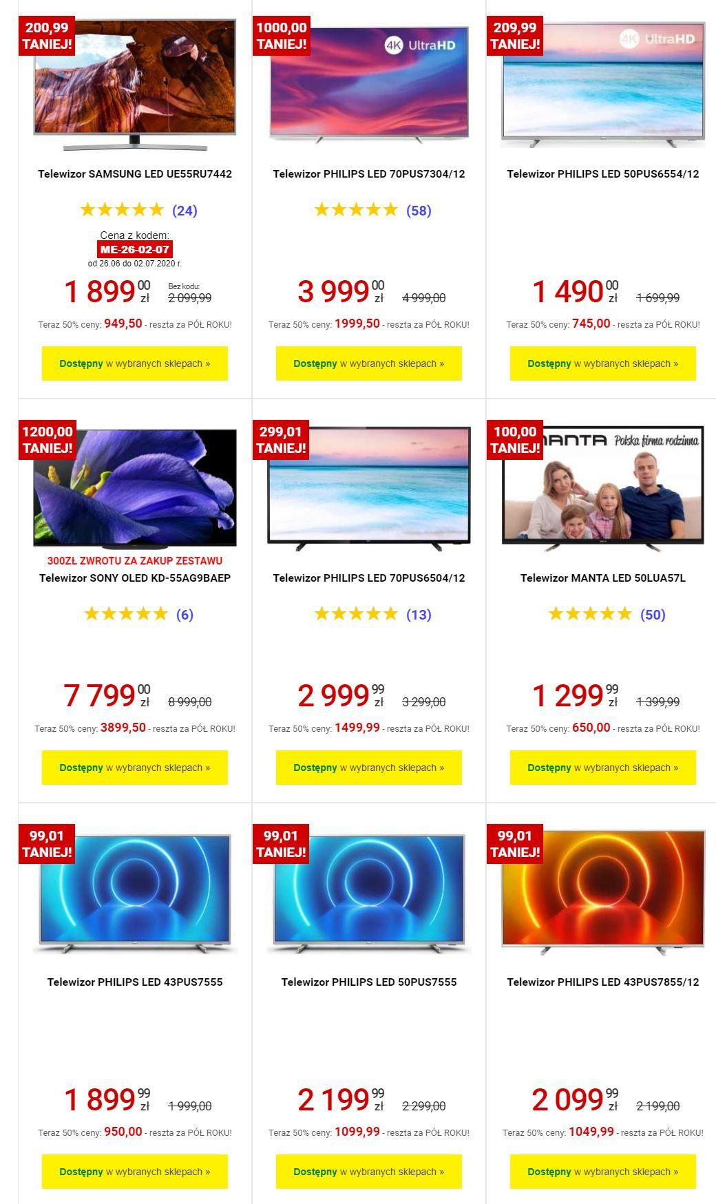 Gazetka promocyjna Media Expert - 01.07-07.07.2020 (Strona 4)